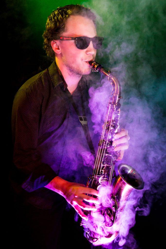 Marwin Gaube - Saxophonist